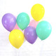 Pastel Party Balloons