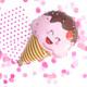 Ice Cream Party Balloon Decoration
