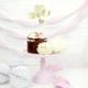 Glitter Heart Cake Topper Decorations