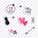 Hen Party Temporary Tattoos