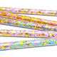 Wedding confetti wands for guests to throw confetti in the air