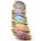 Rainbow Bakers Twine made of cotton for Gift Wrap, Favours and Craft Projects