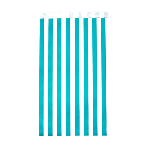 Premium quality and stylish blue stripe paper party bags for childrens birthdays, wedding favours, sweet tables and hen parties