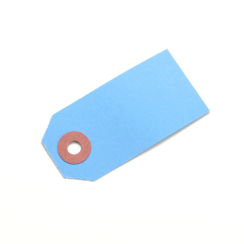 Blue gift tags for wedding favours, place settings, birthday party gifts, present labels
