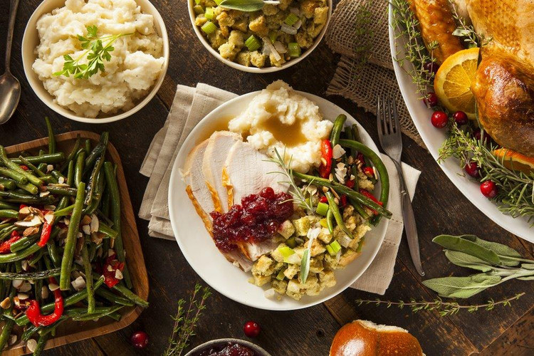 Thanksgiving Grand Buffet SENIOR TICKET