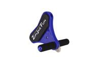 Space Trolley Blue Zip Line Trolley