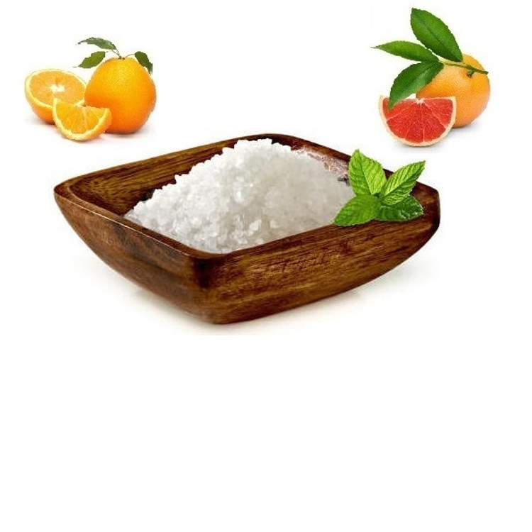 Organic Citrus Bath Salt