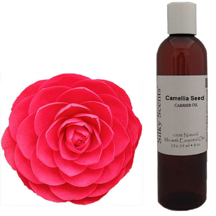 Camellia Seed Carrier Oil