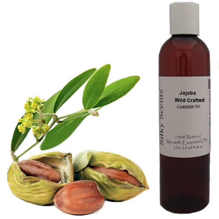 Jojoba Wild Crafted Carrier Oil