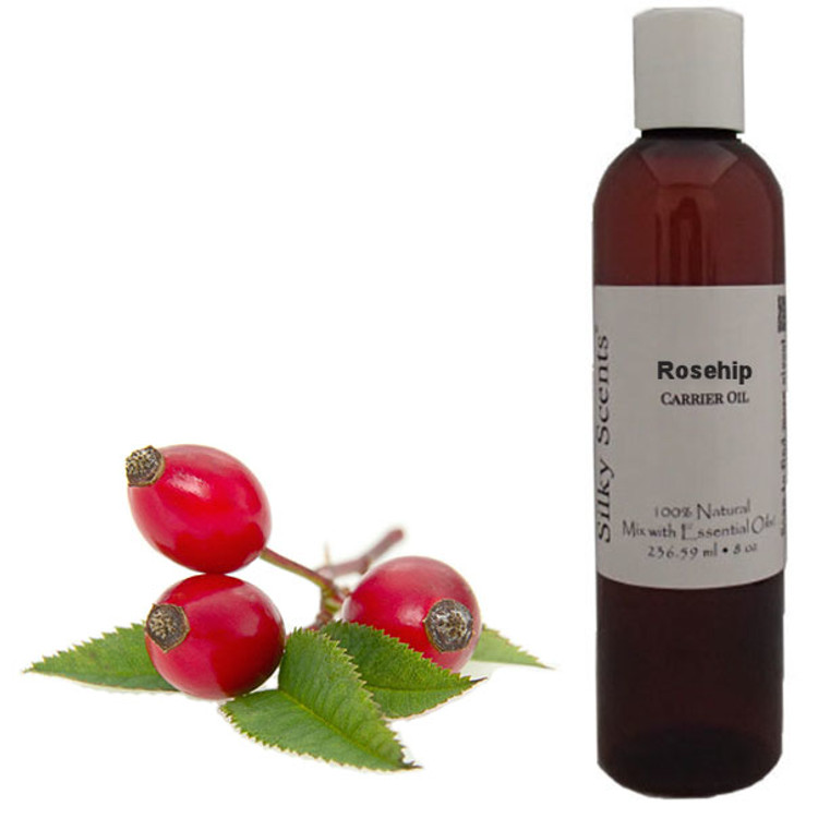 Rosehip Wild Crafted Carrier Oil