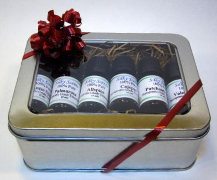 Gift Box #3 (6 Pack, 5 ml each with Box)