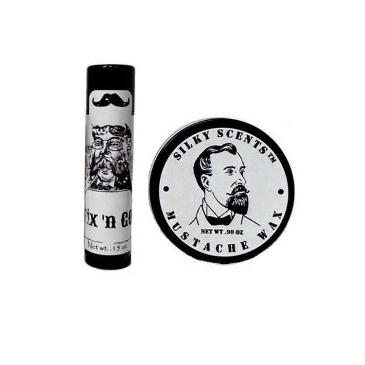 Mustache Wax (Set of 2)