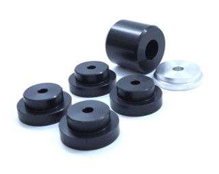 SPL PRO Solid Differential Mounting Bushings Nissan 350Z Infiniti G35