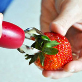 StemGem Strawberry Stem Remover - Cherry