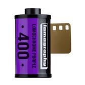 LomoChrome Purple XR 100-400 / 35mm Film