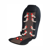 Carepeutic Full Back Relax Micro-control Shiatsu Oscillation Massager With Vibration and Heat Therapy