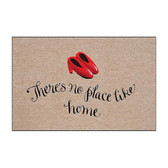 There's No Place Like Home Doormat