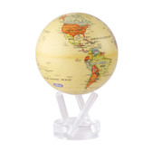 "4.5"" MOVA Globe - Antiqued Beige"