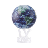 "4.5"" MOVA Globe - Satellite View with Cloud Cover"