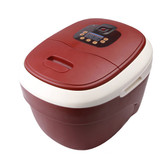 Carepeutic Ozone Waterfall Foot and Leg Spa Bath Massager | 2Shopper.com