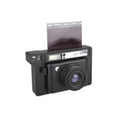 Lomo'Instant Wide Instant Film Camera Black