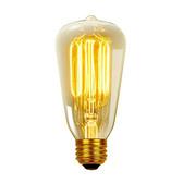 Edison Light Bulb 40 Watt (ST64-FL13)