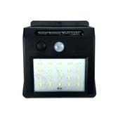 Solar Powered Motion Sensor Wall LED Light