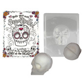 Sugar Skull Mold | 2shopper.com