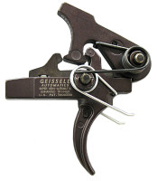 Geissele Super Semi-Automatic Enhanced (SSA-E) Trigger, Small Pin