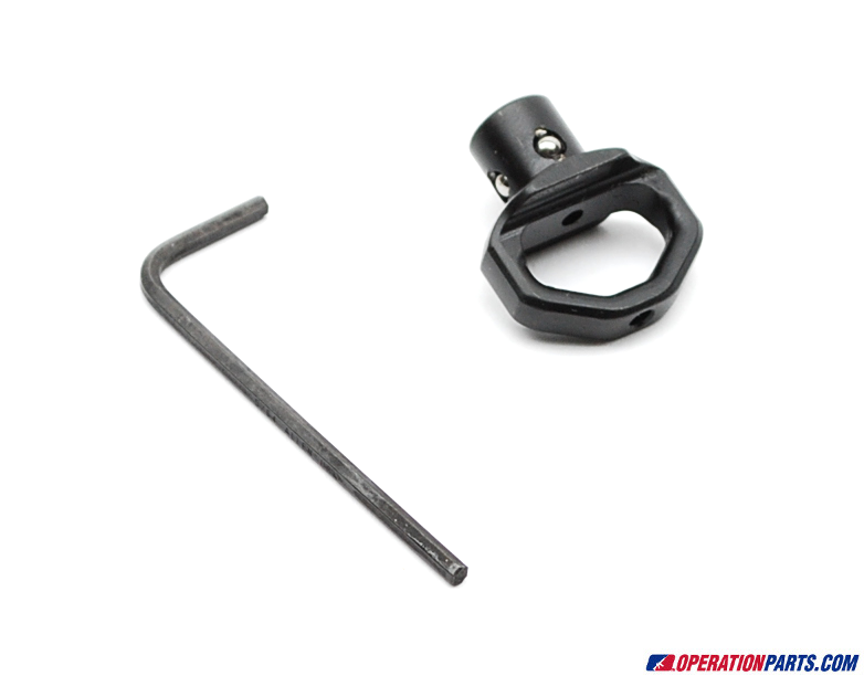 Knight's Armament Ball-Lock Eyelet Sling Swivel Assy.