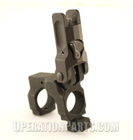 KAC-Knight's Armament Locking Front Folding Sight, Fits SR15, SR16, M16, AR-15 With 0.750 Inch Barrel