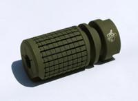 KAC-Knight's Armament SR15/Pdw Triple Tap Muzzle Brake, Inconel