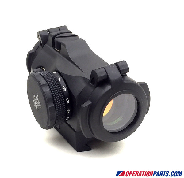 Knight's Armament Aimpoint Micro Sight Battery Cap Installed