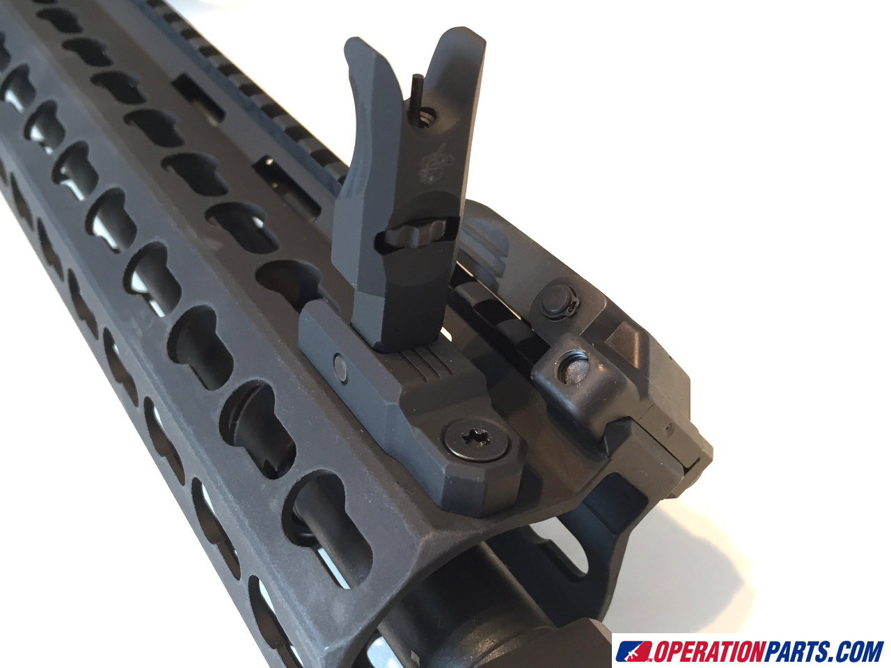 KAC-Knight's Armament KeyMod Sight Kit With 300M Rear Sight (30759)