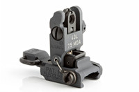 A.R.M.S. #40L Stand Alone Flip Up Rear Sight (Low Profile)