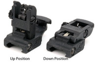 A.R.M.S. #71L series, Rear Sight, Black