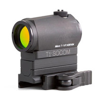 American Defense Mfg. Aimpoint T1 Micro Mount With SOCOM Height Riser