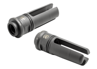 Surefire SF3P-556-1/2-28 5.56mm/.223 caliber Flash Hider (Flash Suppressor) and SOCOM Suppressor Adapter