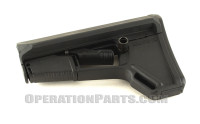 Magpul ACS-L - Adaptable Carbine Stock - Light, Fits Mil-spec AR15 Carbine Tubes