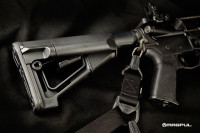 Magpul STR - Storage / Type Restricted Stock For Mil-spec AR15/M16 Carbine Tubes