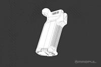 Magpul-MOE-K2 Grip – AR15/M4