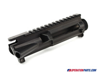 Noveske- AR-15 Flattop Stripped Upper Receiver With Extended Feed Ramps (M4)