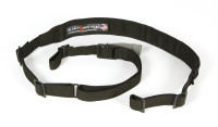 Blue Force Gear Padded Vickers Sling, Two-Point Quick Adjust, Machined Aluminum Adjuster And Metal Hardware