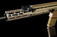 Kinetic Development Group FN SCAR Front QD Sling Mount Installed (SQP5-110)