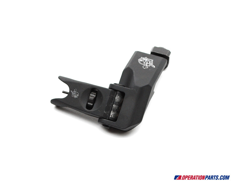 Knight's Armament 45 Degree Offset Folding Micro Front Sight, Clamp Mount