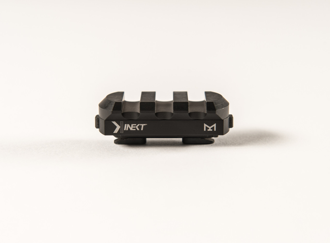 Kinetic Development Kinect MLOK 3 Slot (Single MLOK™) Picatinny Section