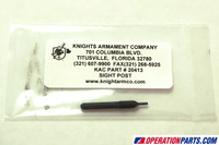 Knight's Armament URX 2 & URX 3 Replacement Front Sight Post (20413)