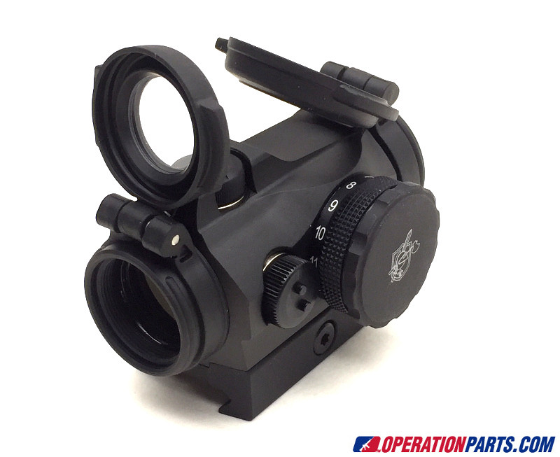 Aimpoint Micro H-2 Red Dot Sight, 2 MOA Dot, With Mount (200185)