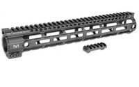 MI SSM Series One Piece Free Float Handguard, M-LOK™ compatible, 12-inch Rifle