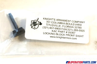 Knight's Armament URX 2 & URX 3 Front Sight Locking Block